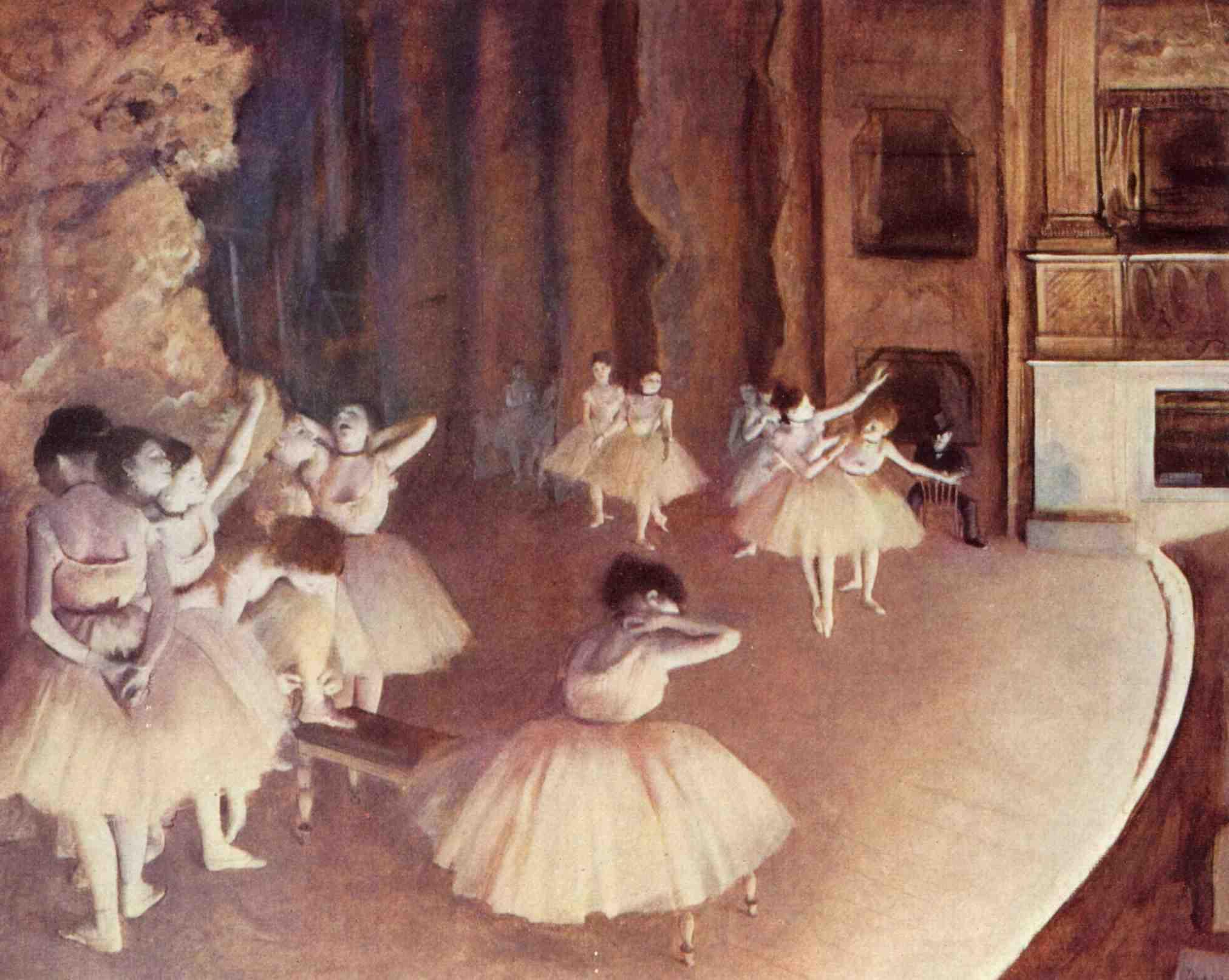 Comment avoir la grâce d'un danseur?