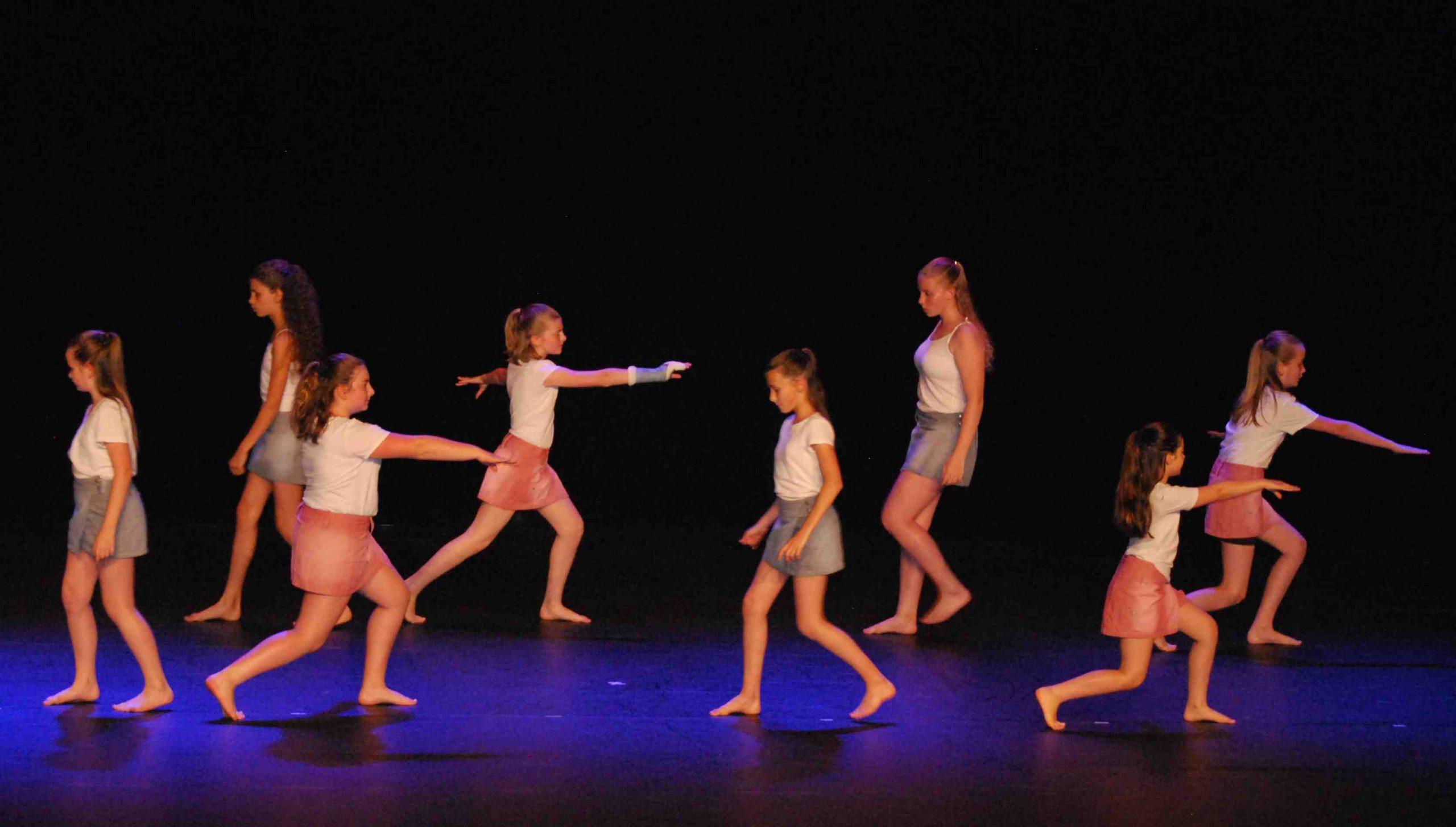 Quand la danse a-t-elle été créée?