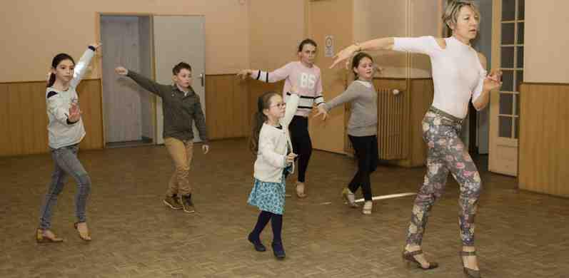 Que sont les danses sportives?