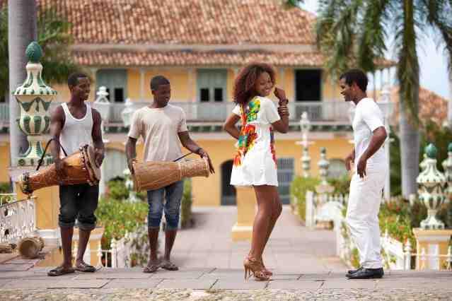 Qu'est-ce que la danse cubaine?