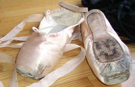 Comment fabriquer vos chaussures de danse classique?