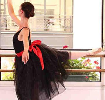 Comment faire une arabesque en danse classique ?