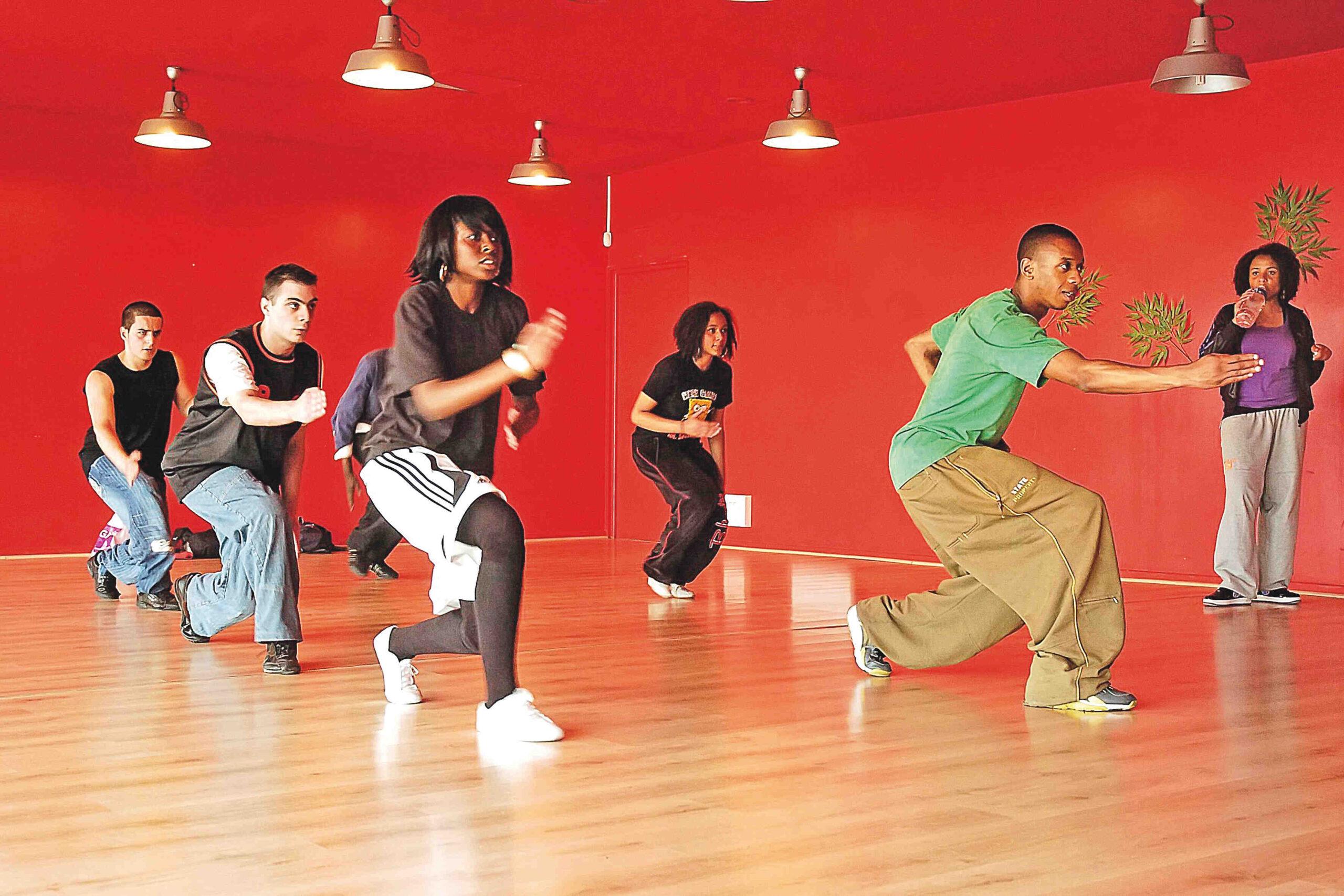 Comment progresser en danse hip-hop?