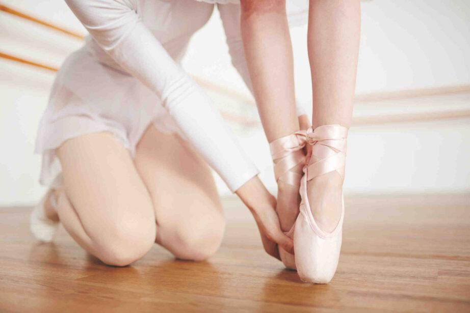 Comment renforcer ses chevilles danse classique ?