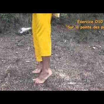 Comment se mettre sur la pointe des pieds ?