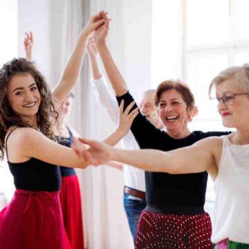 Est-ce que la danse muscle tout le corps ?