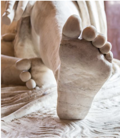 Quel sport pour les pieds plats?