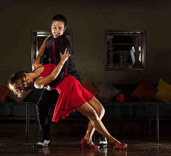 Comment s'appelle un danseur de salsa ?