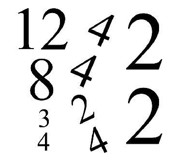 Comment trouver le chiffrage d'une mesure ?