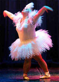 Quelle taille pour être danseuse Etoile ?