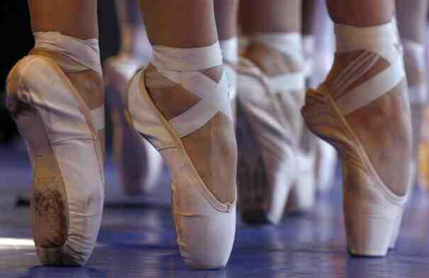 Comment Appelle-t-on les chausson de danse classique ?