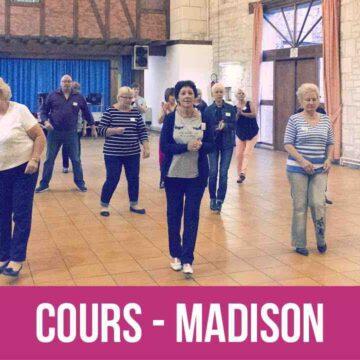 Comment danser le Madison ?