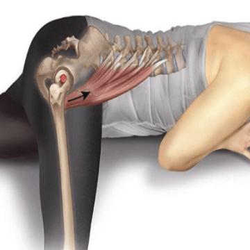 Comment faire pour bouger les hanches ?
