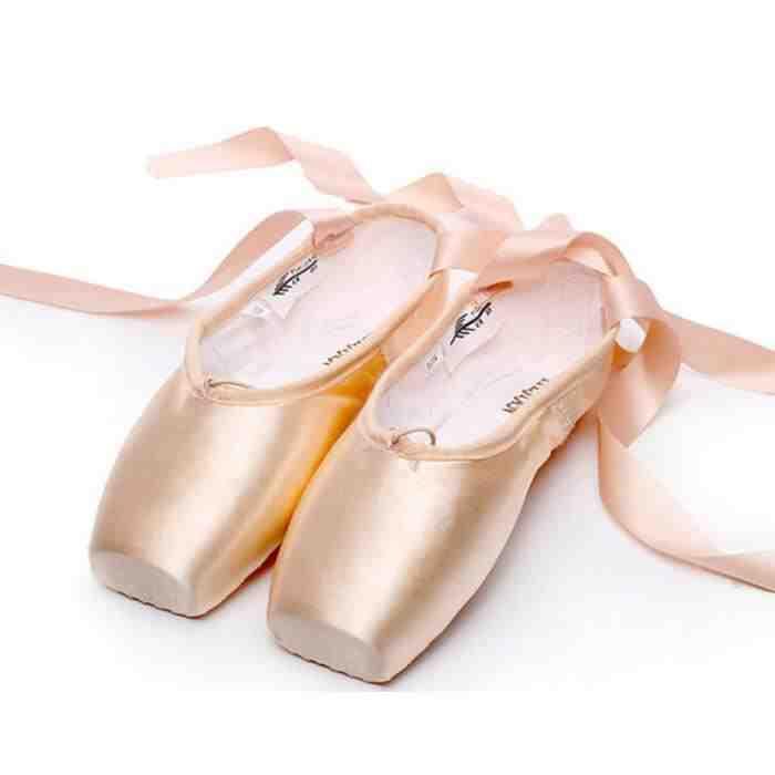 Comment porter des pointes de danse?