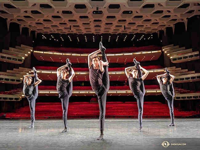 Quel est le plus haut niveau de danseur de ballet?