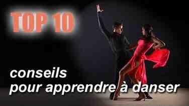 Quelle est la danse la plus facile à apprendre?