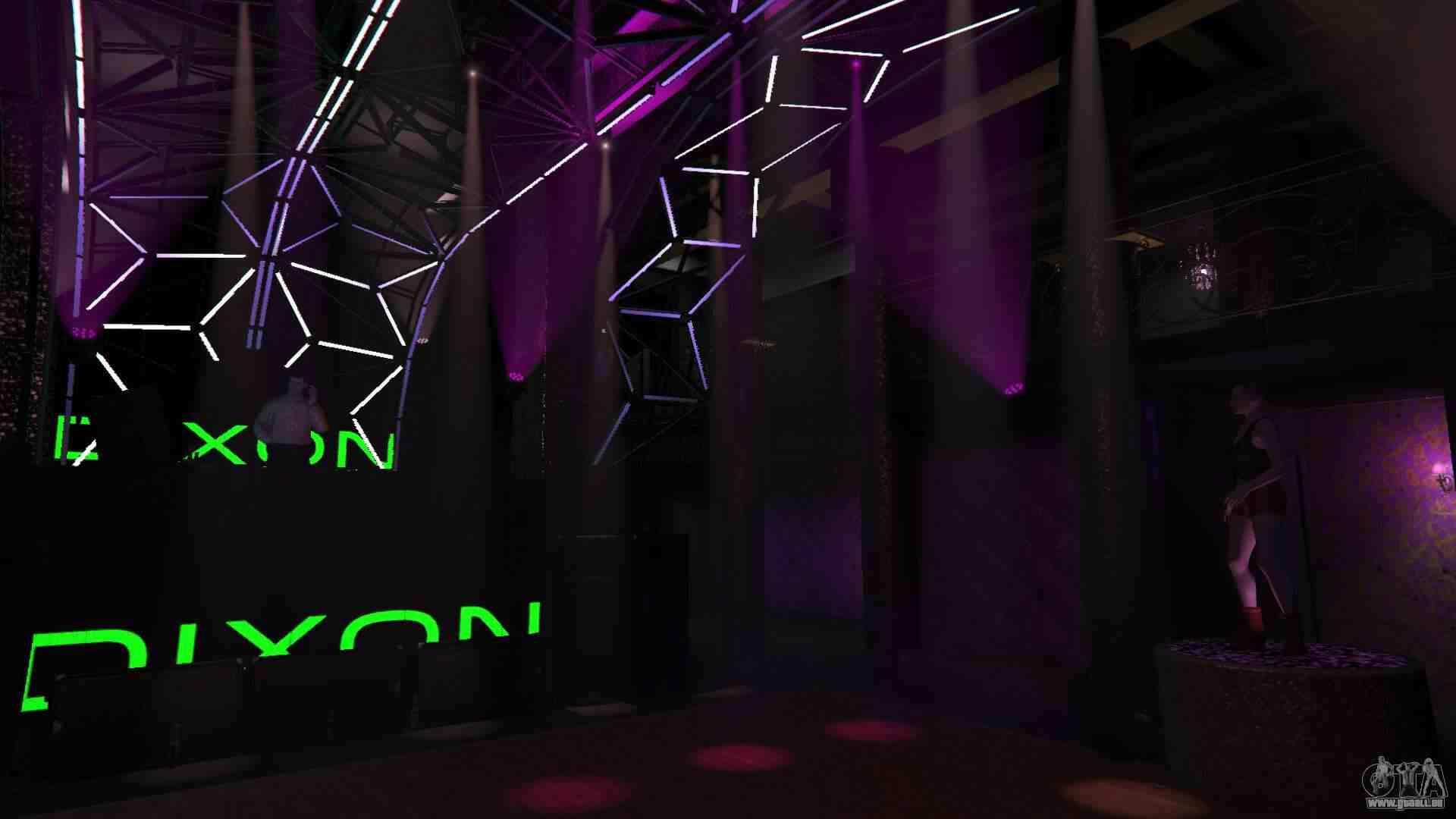 Comment danser dans une boîte de nuit GTA ?