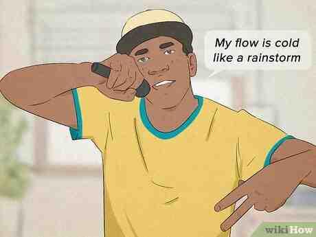 Comment faire un flow rap ?
