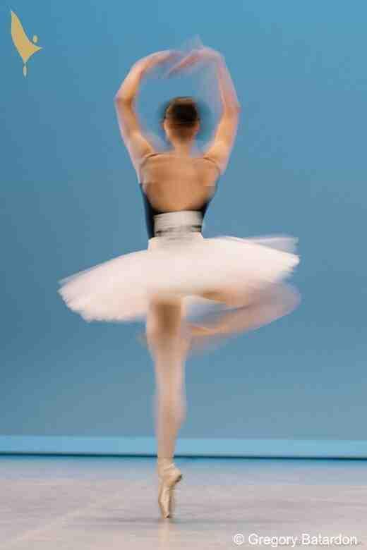Comment pouvez-vous empêcher votre tête de tourner lorsque vous dansez ?