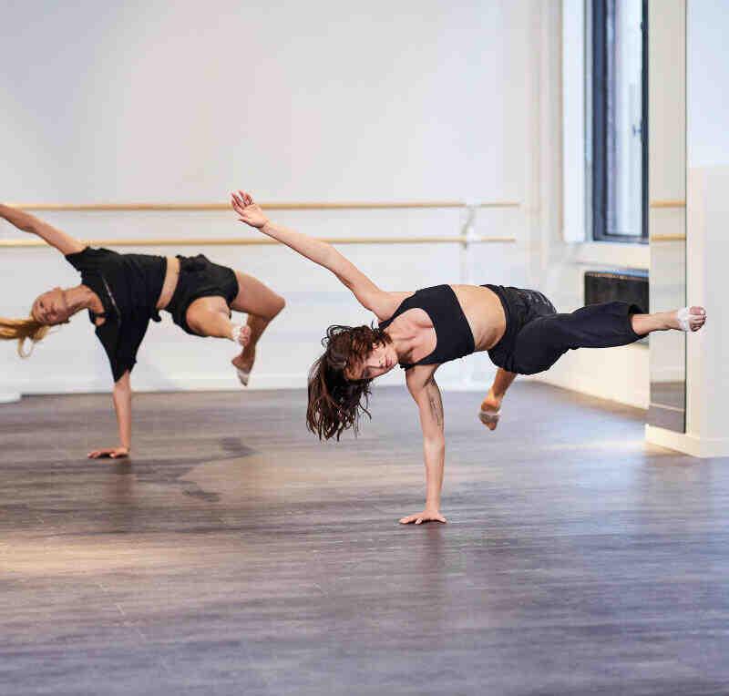 Comment s'appelle une danse acrobatique ?