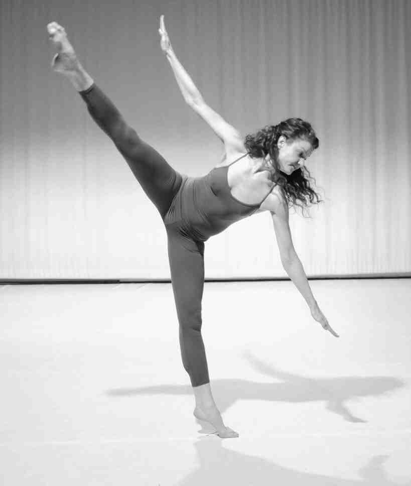 Comment trouver l'équilibre en danse ?