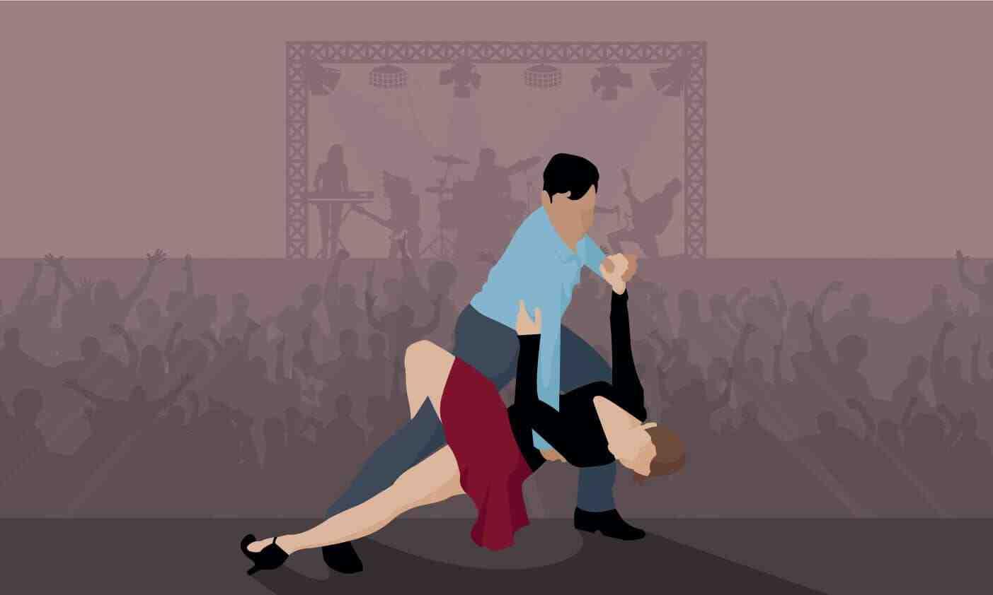 Pourquoi danser la salle de bal ?