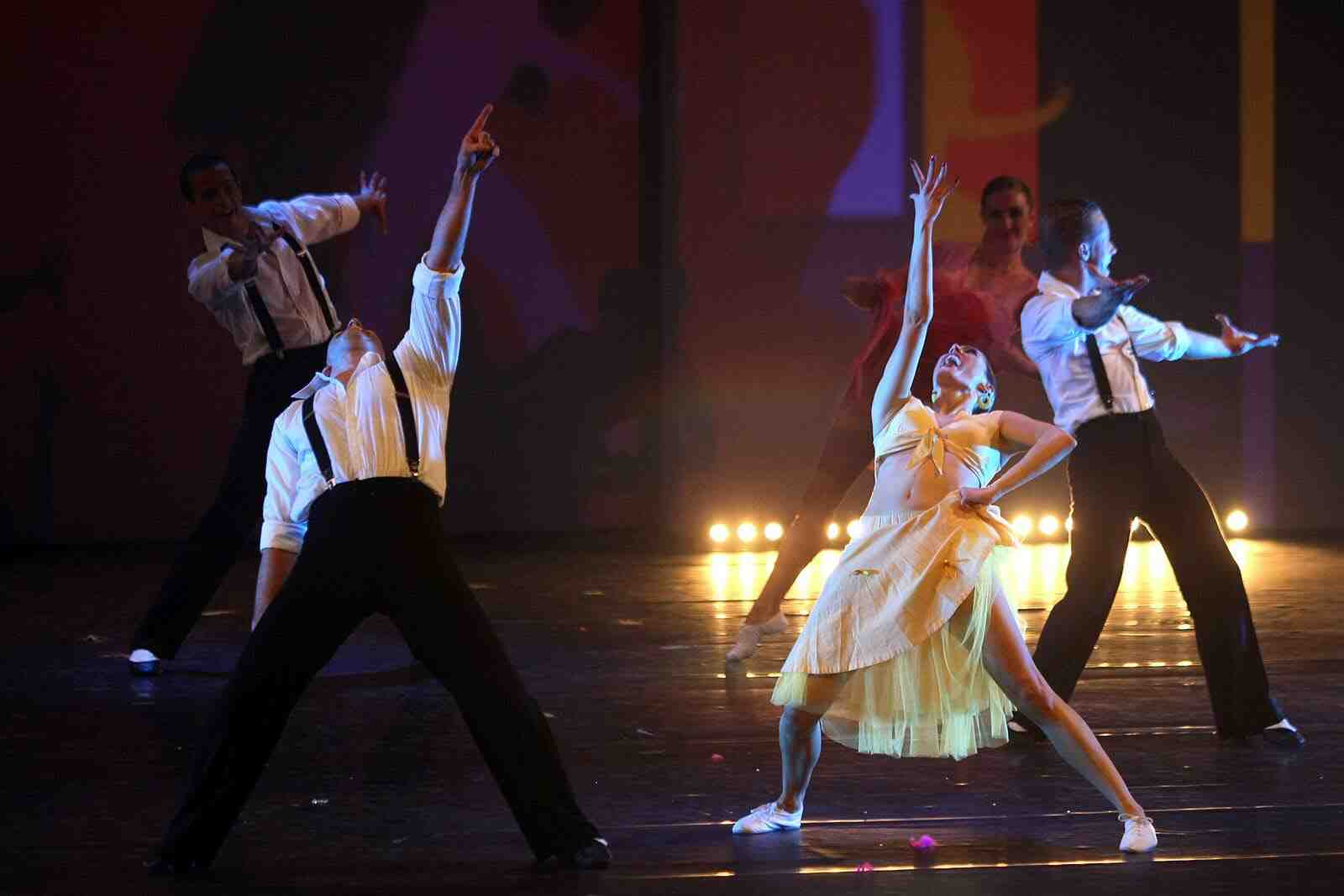 Que sont les danses de salon ?