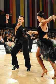 Quels sont les types de danses ?